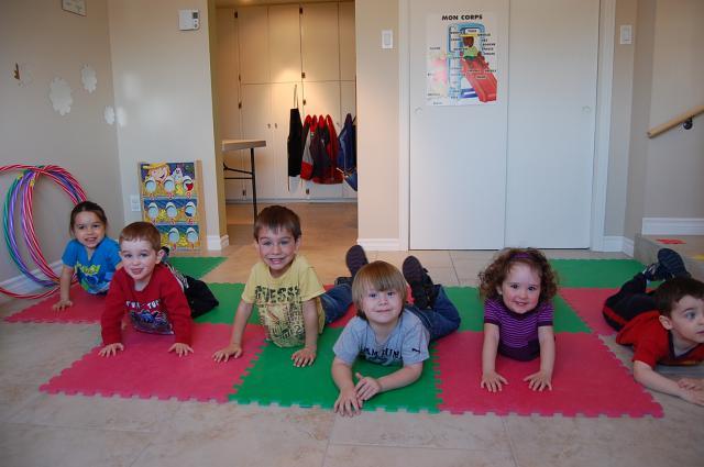 1,2,3.... position de yoga le cobra !