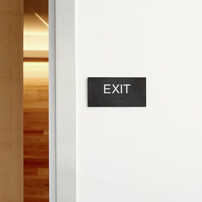 Exit Signs on GoSexy.CA