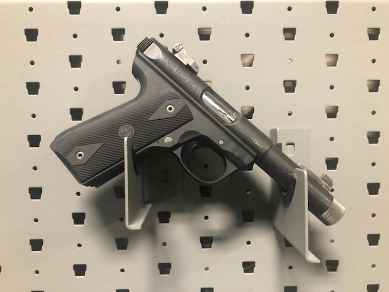 Ruger Mark III 22/45 - 22LR $5