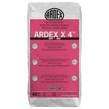 ARDEX X4
