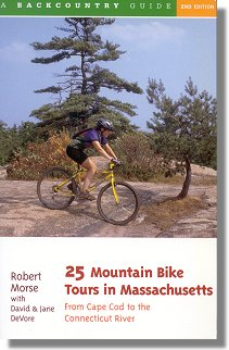 25 Mtn Bike Tours Massachusetts
