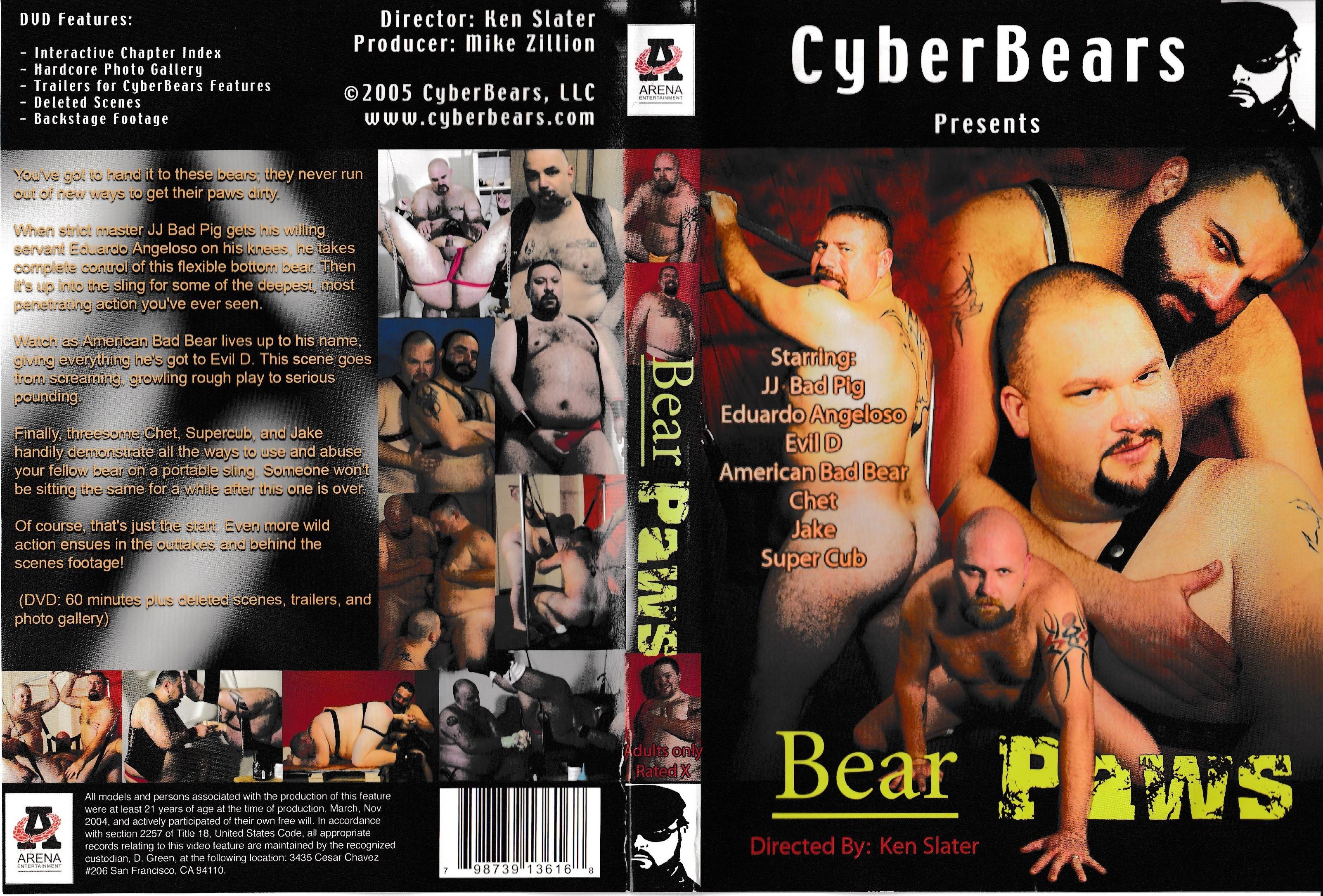Ch 156:  Bear Paws