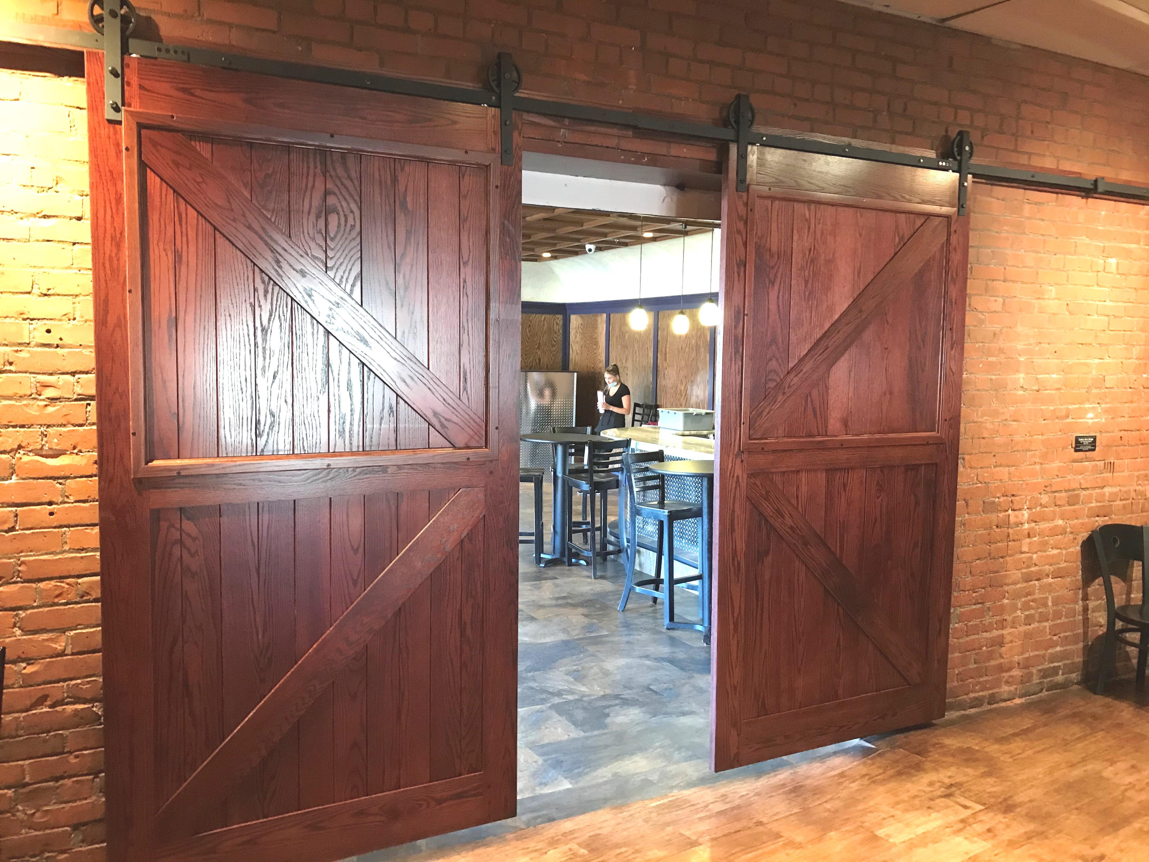 Compass Barn Doors