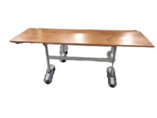 Movable and Down Folding Conference Table