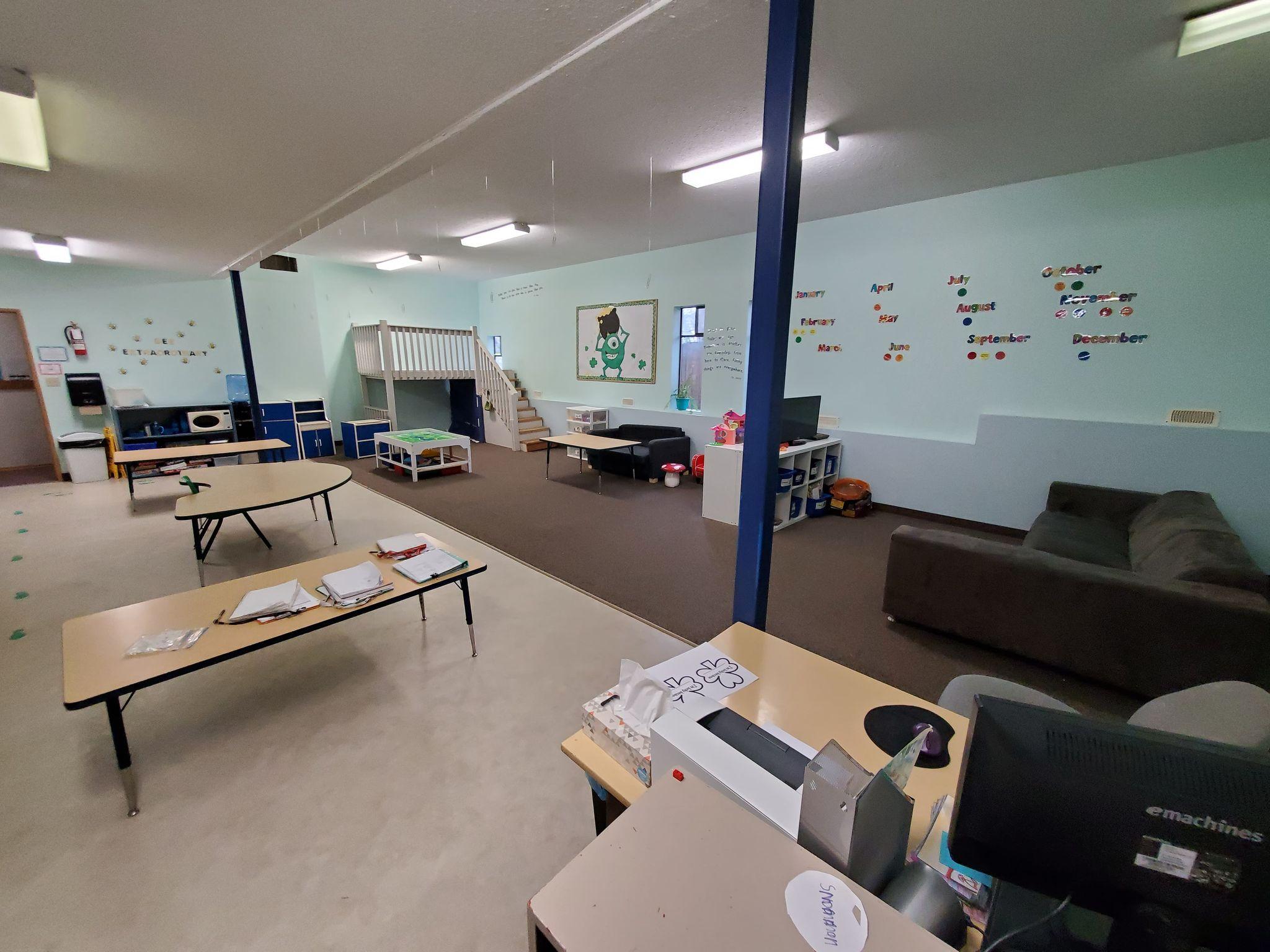 Gr 2-3 Room