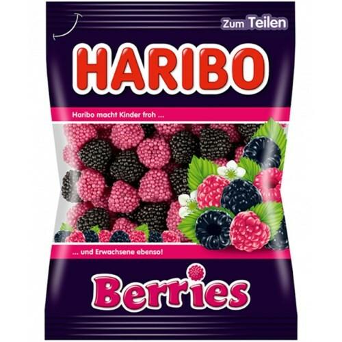 HAR200BRS Haribo Berries 200 gr.
