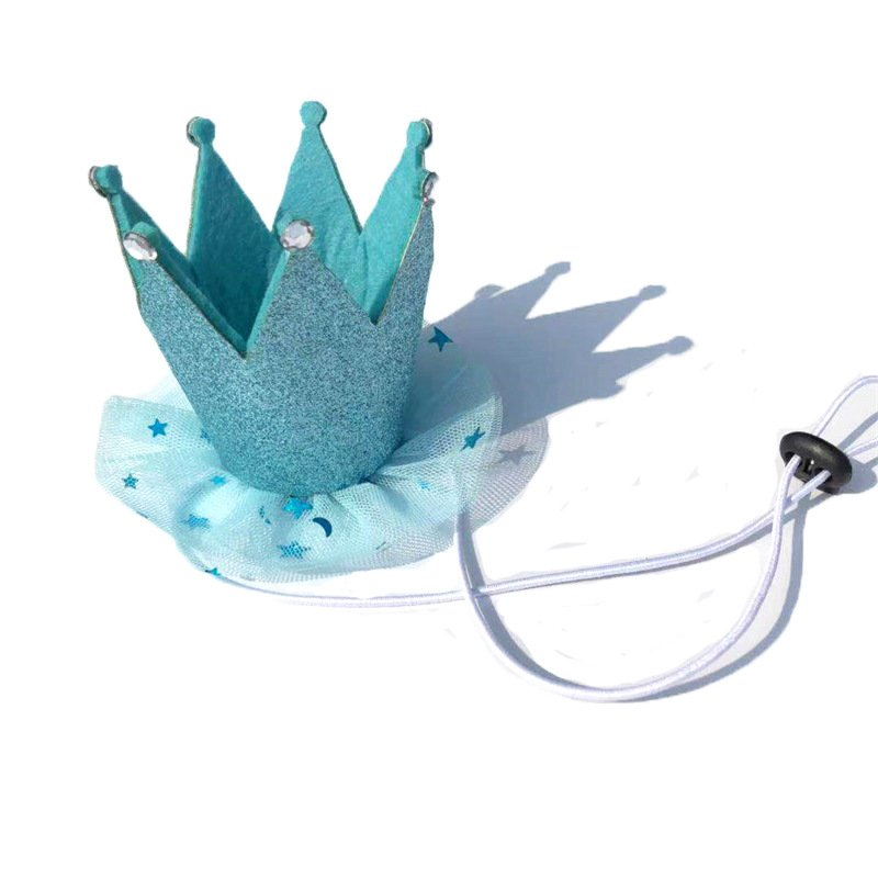 small jewelled crown