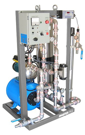 IF2 Inline Filtration System