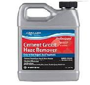 Aqua Mix Cement Grout Haze Remover