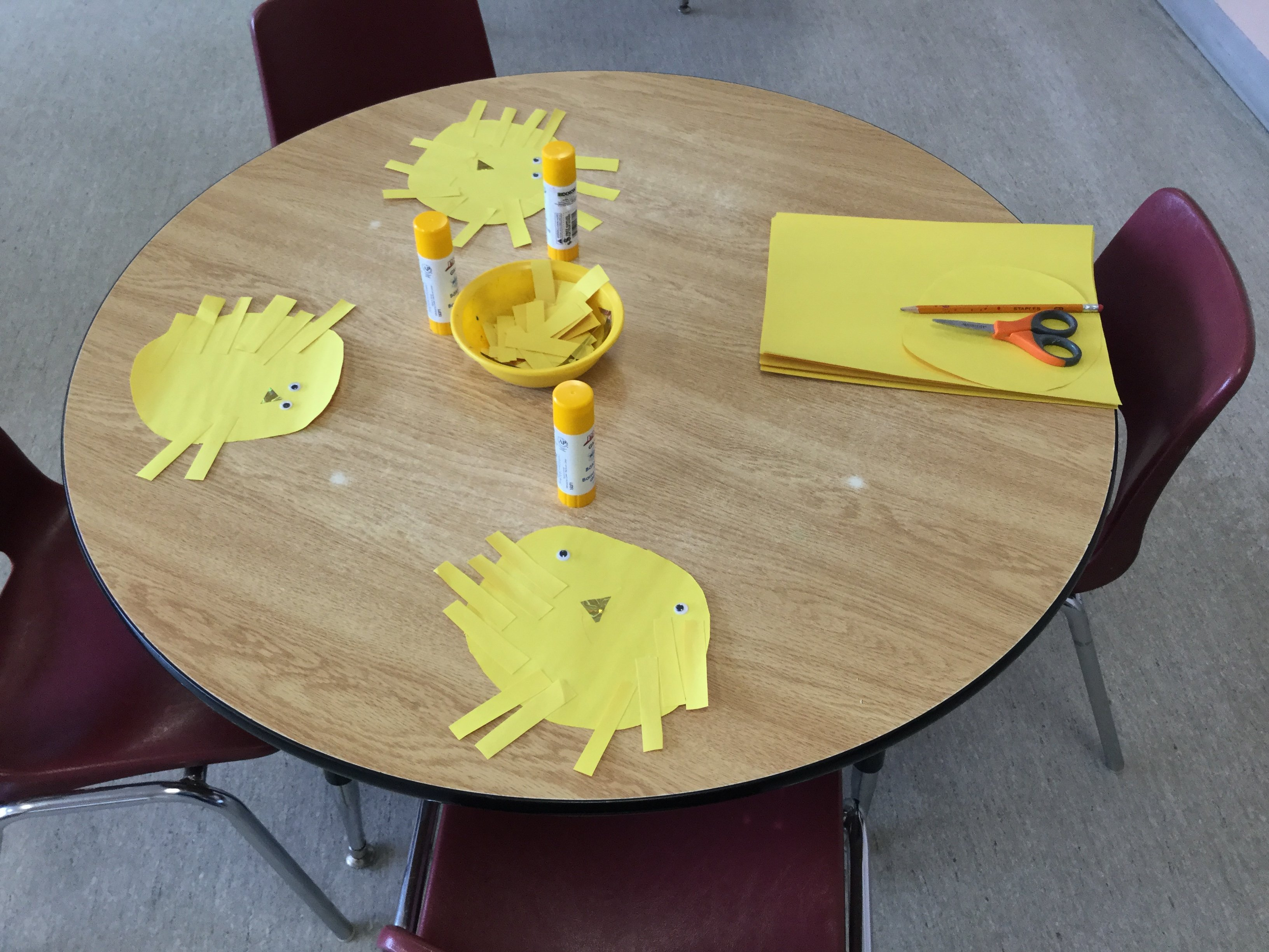 Preschool - Learning About Weather