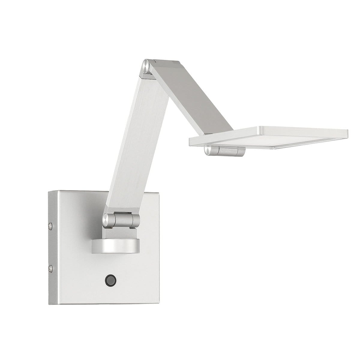 148 SA100 AL LED Wall Swing Arm Available in Aluminum or Black Regular Price $381.99 Sale Price $267.99
