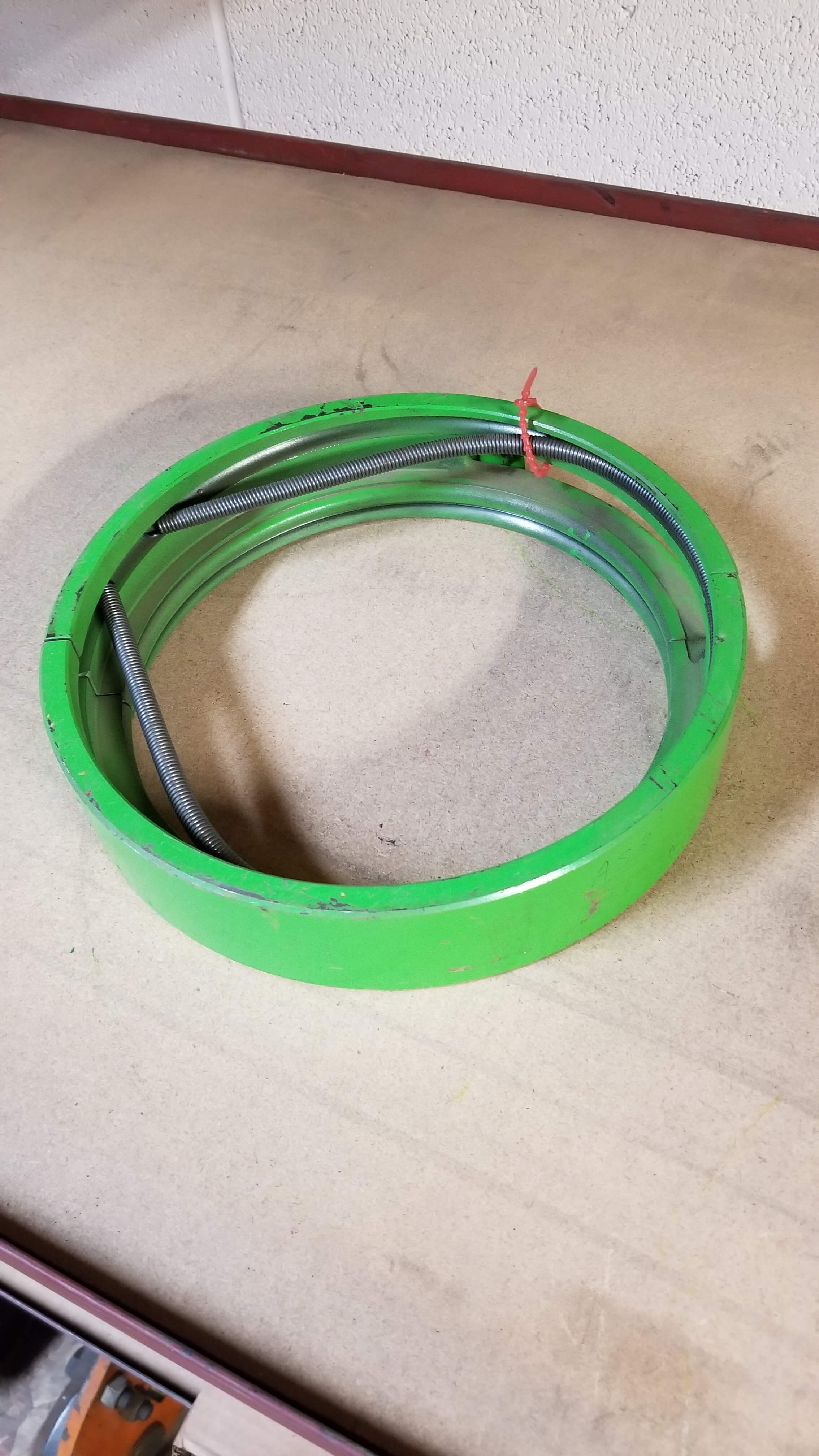 Stahl A3 Ropeguide  P/N: 43 330 03 430  $2700.00