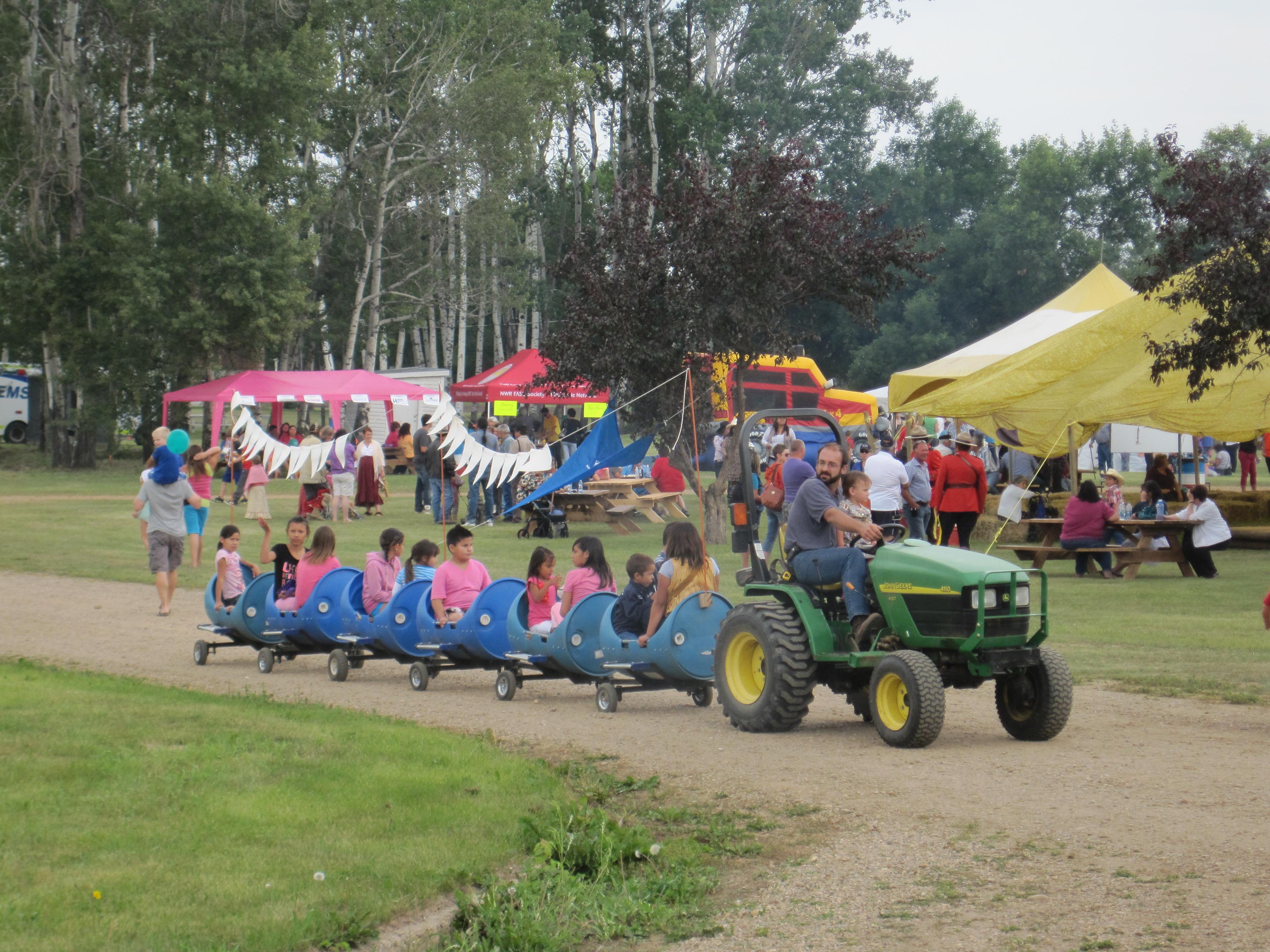 AG. Fair 2013.  Photo Credit: Marilee Cranna Toews