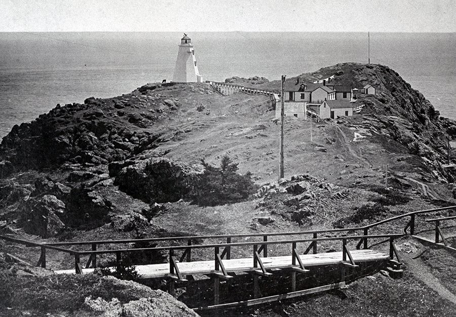 Swallow Tail Lighthouse from late 19th century