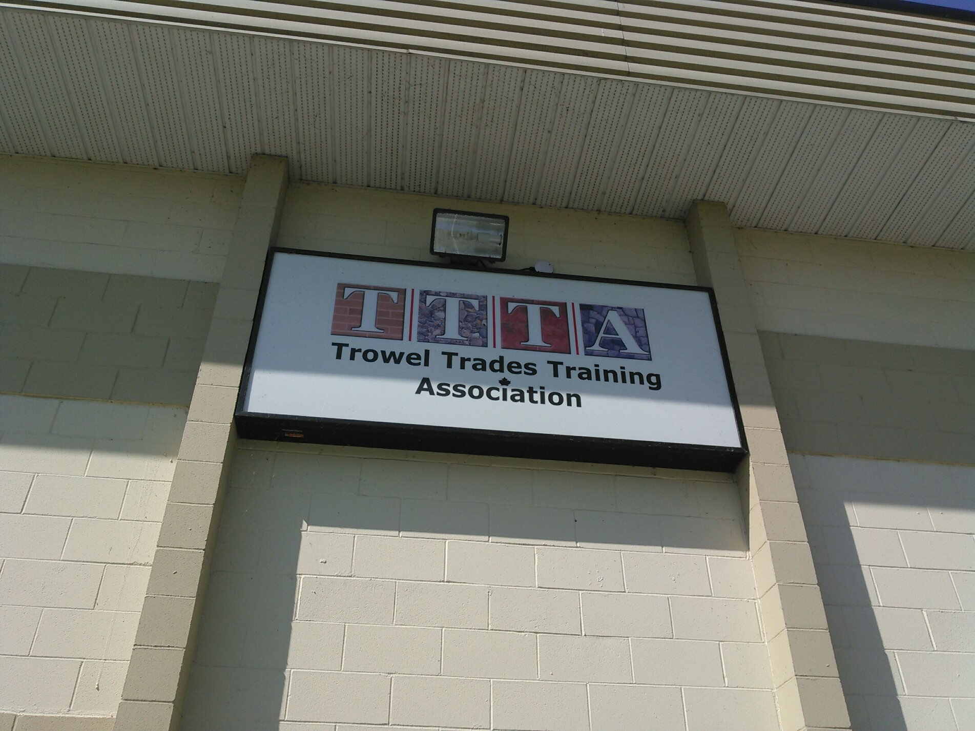Trowel Trades Training Association