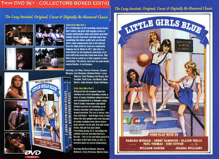 Ch 99:  Little Girls Blue 1