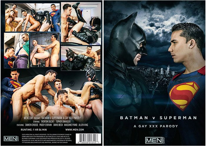 Ch 162:  Batman v Superman