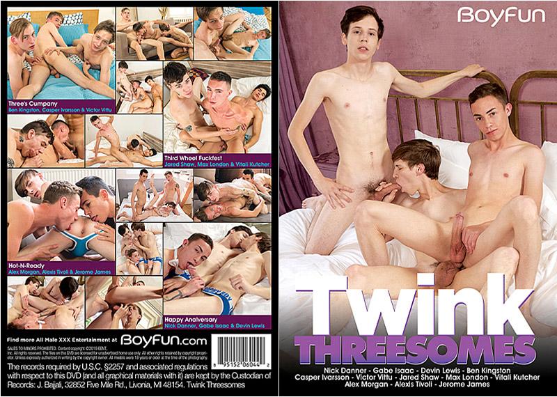 Ch 193: Twink threesomes