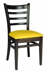 Bistro Side Chair, upholstered