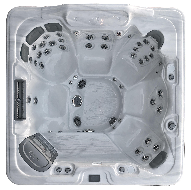AQUAMASTER Flores Hot Tub