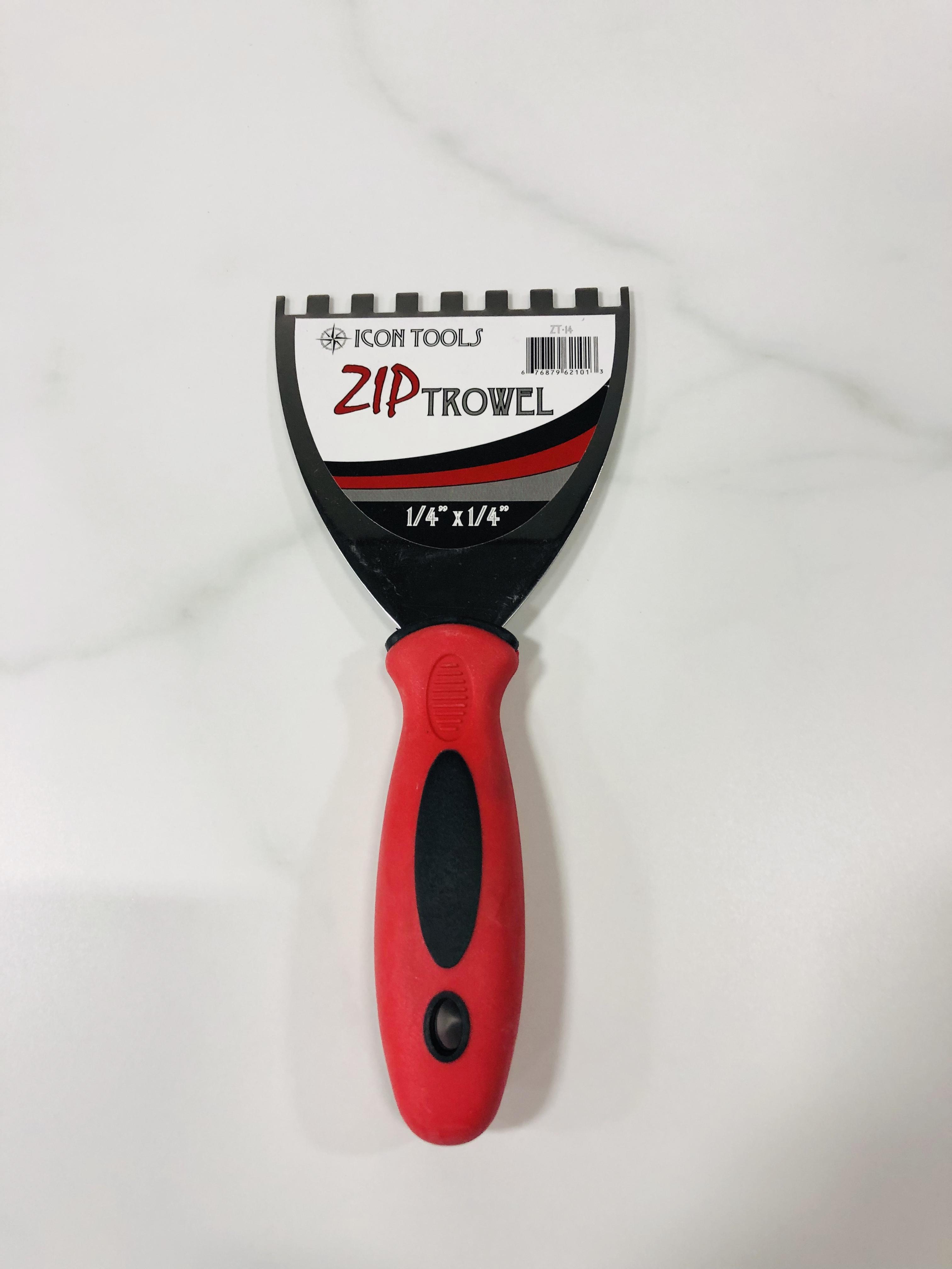 Zip Trowel