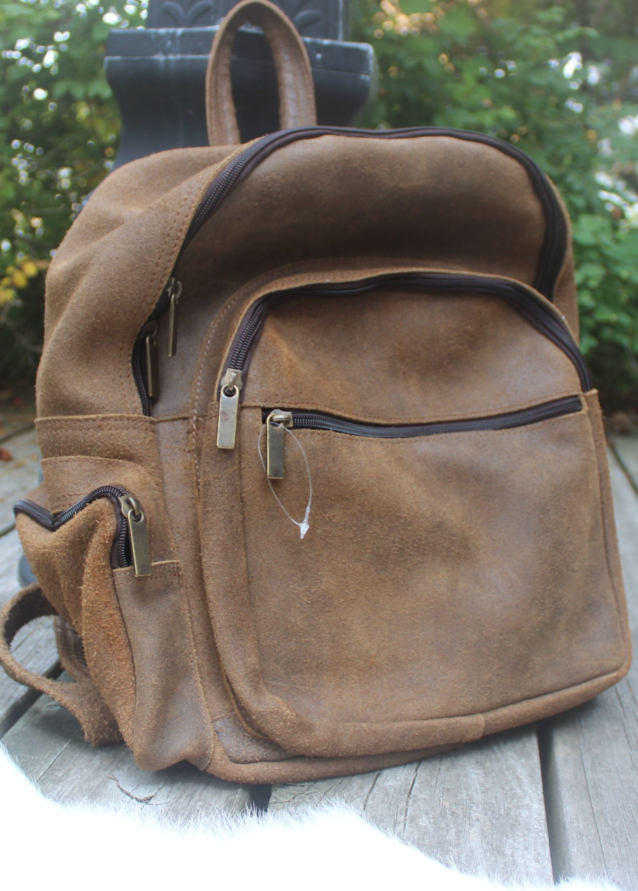 Brown Classic Back Pack