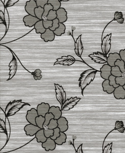 JACQUARD B31 Composition / Content: 65% Polyester - 35% Cot(t)on rep. vert. 9 ½'' rep hor. 13 ¾''