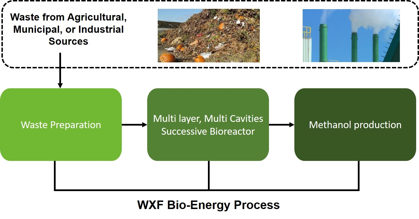 WXF process