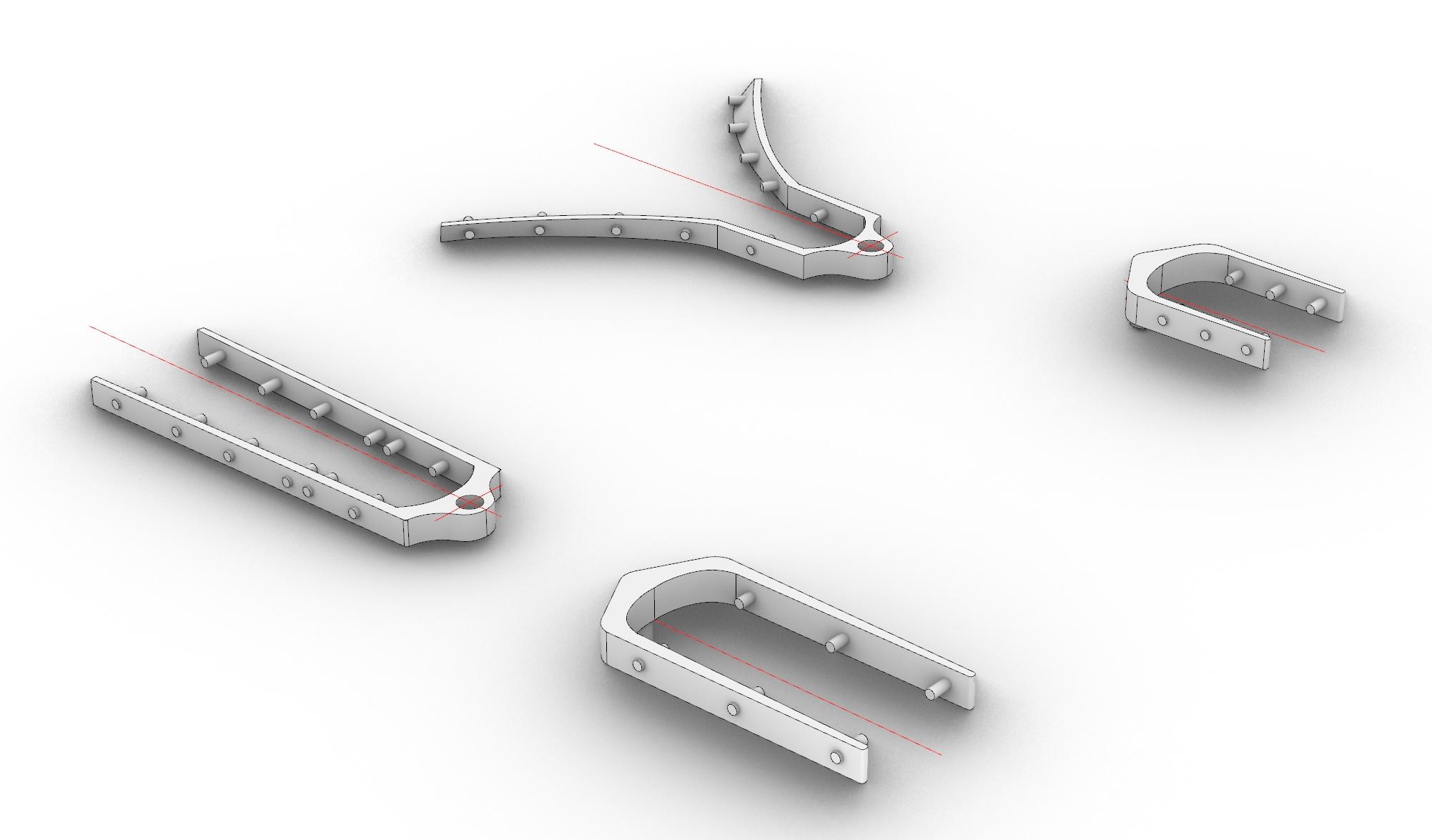 S.S. Beaver - Steering Details