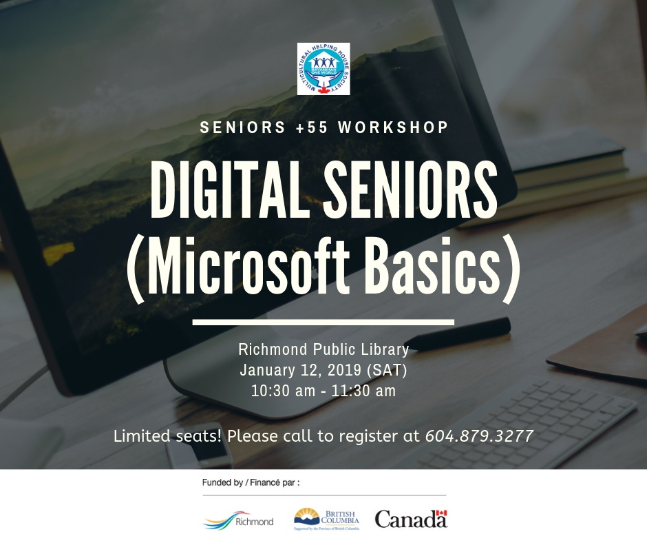 Digital Seniors +55
