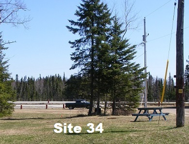 Site 34 - Tent - No Services