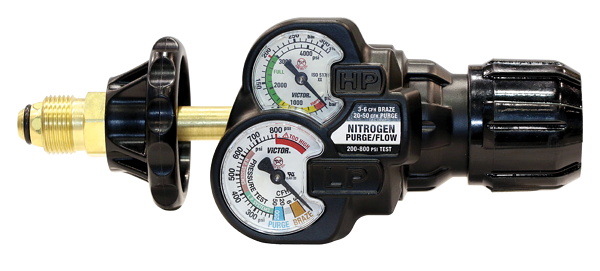 Pressure FLow Hybrid Regulator