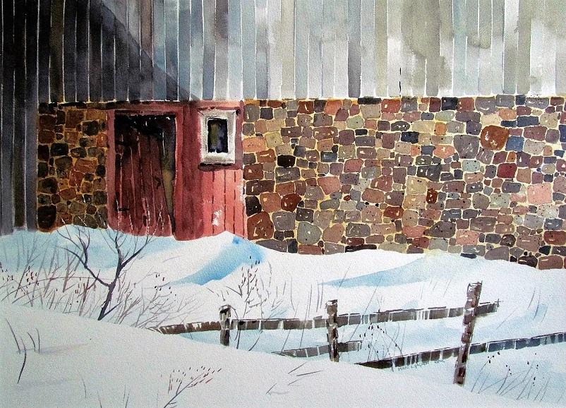 Warkworth  Barn
