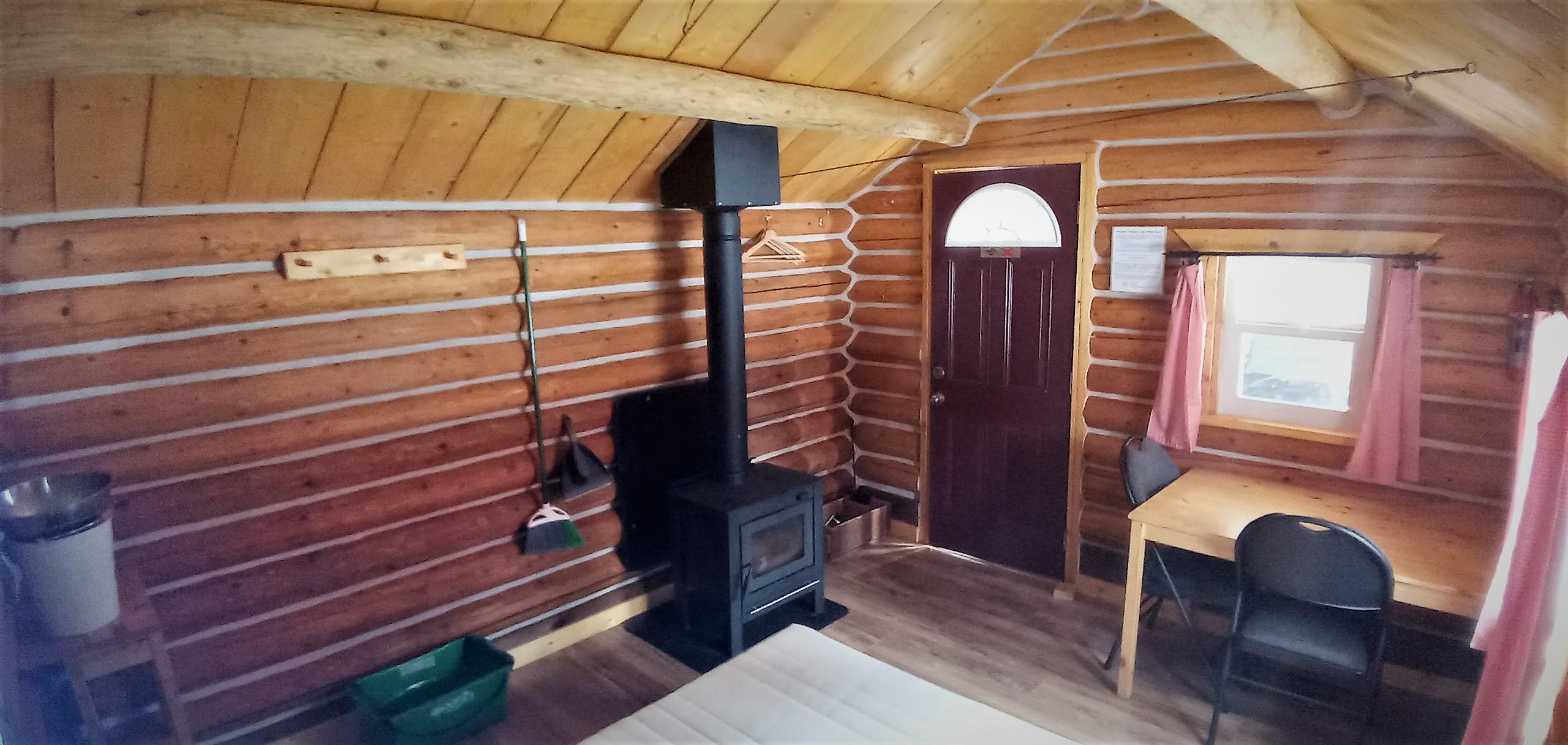 Inside Cabin 7