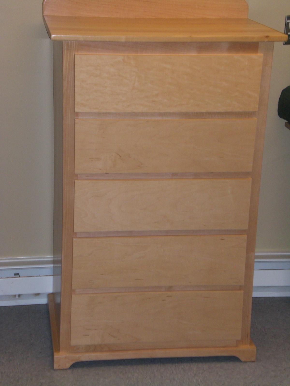 5 Drawer Bureau