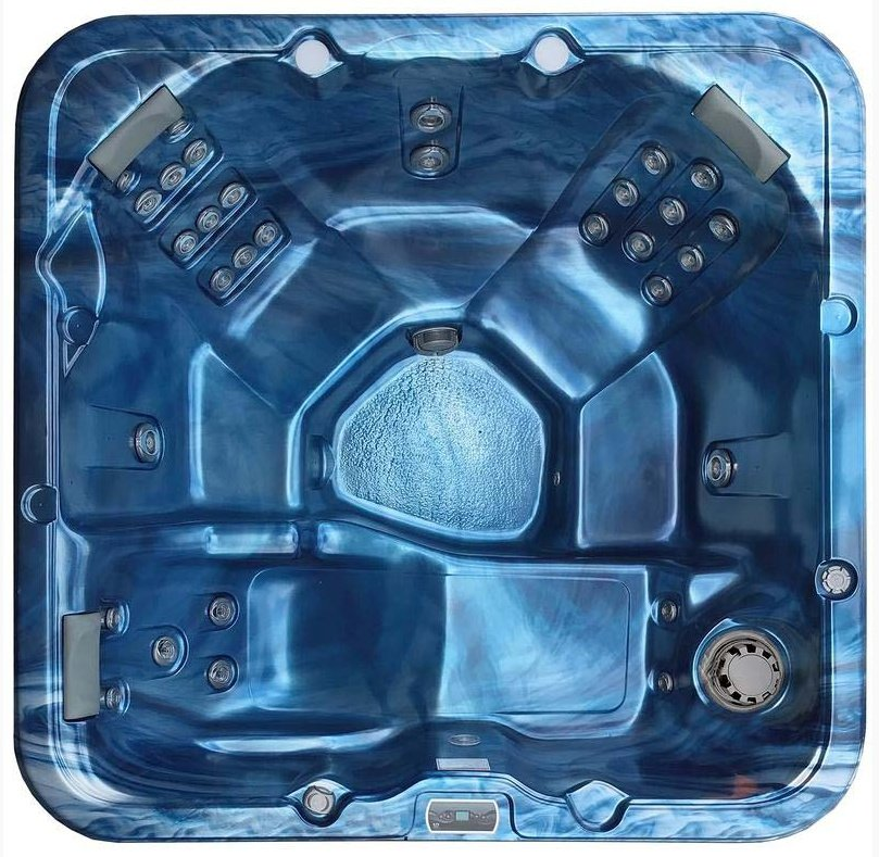AQUAMASTER Fogo Hot Tub