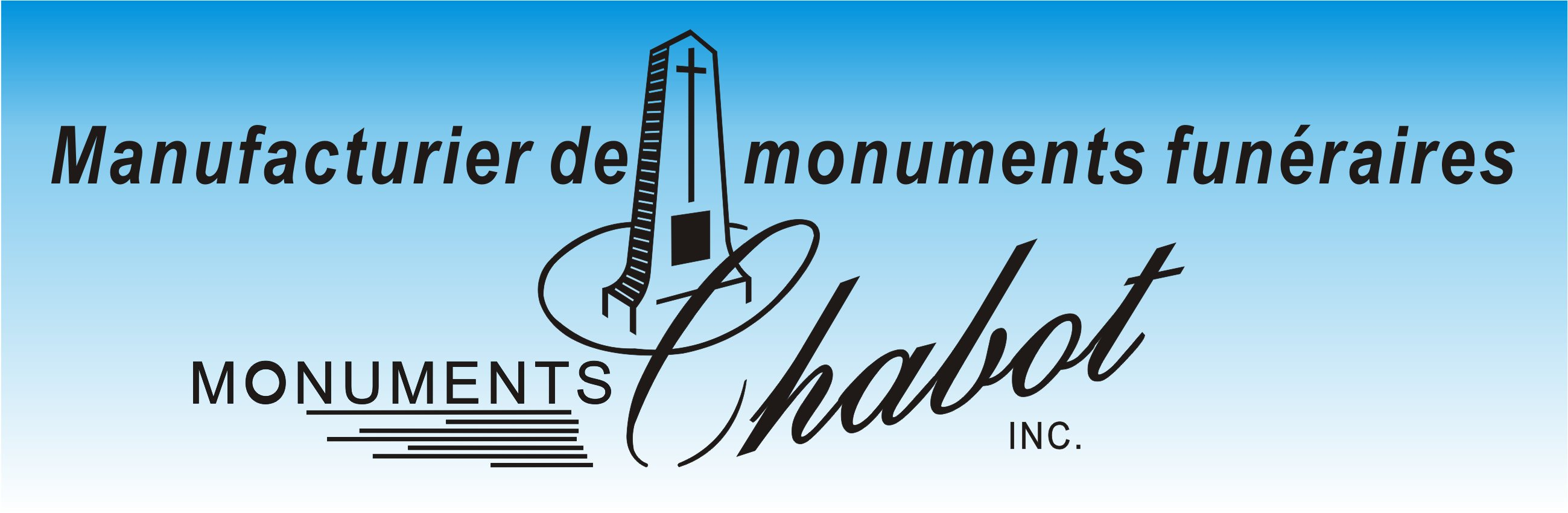 Monuments Chabot inc.