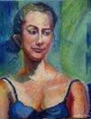 Leslie Cohen oil