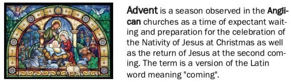 Advent 2018 Newsletter