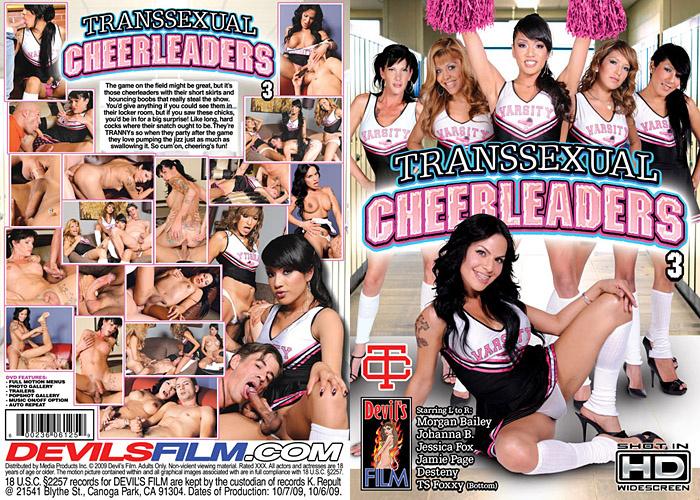 Ch 121:  Transsexual Cheerleaders 3