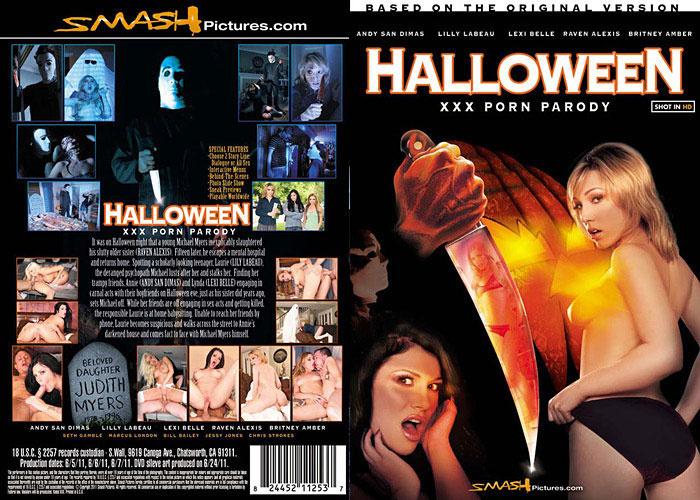Ch 32:  Halloween XXX Porn Parody