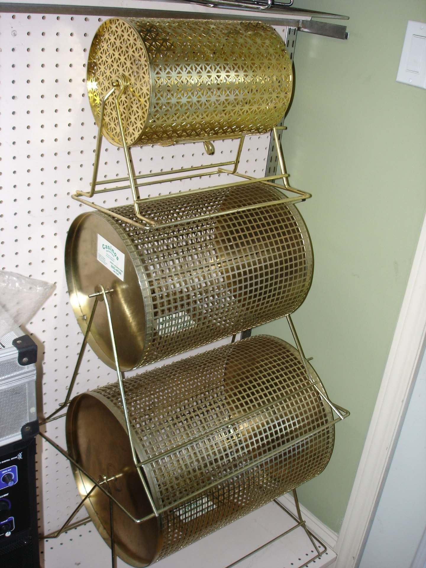 Draw Drums $40.00 each plus Taxes