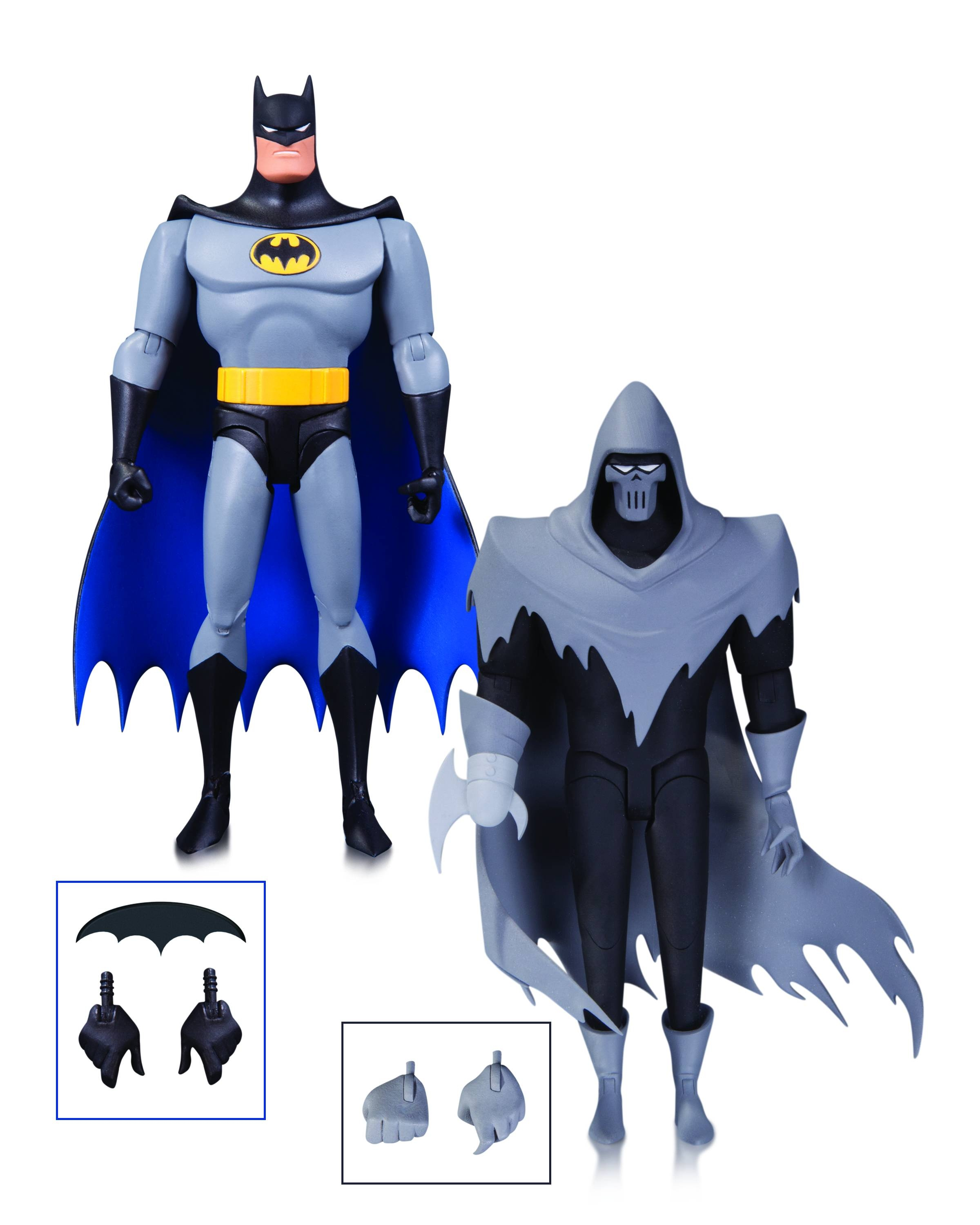 BATMAN ANIMATED SERIES MASK OF THE PHANTASM AF 2 PK