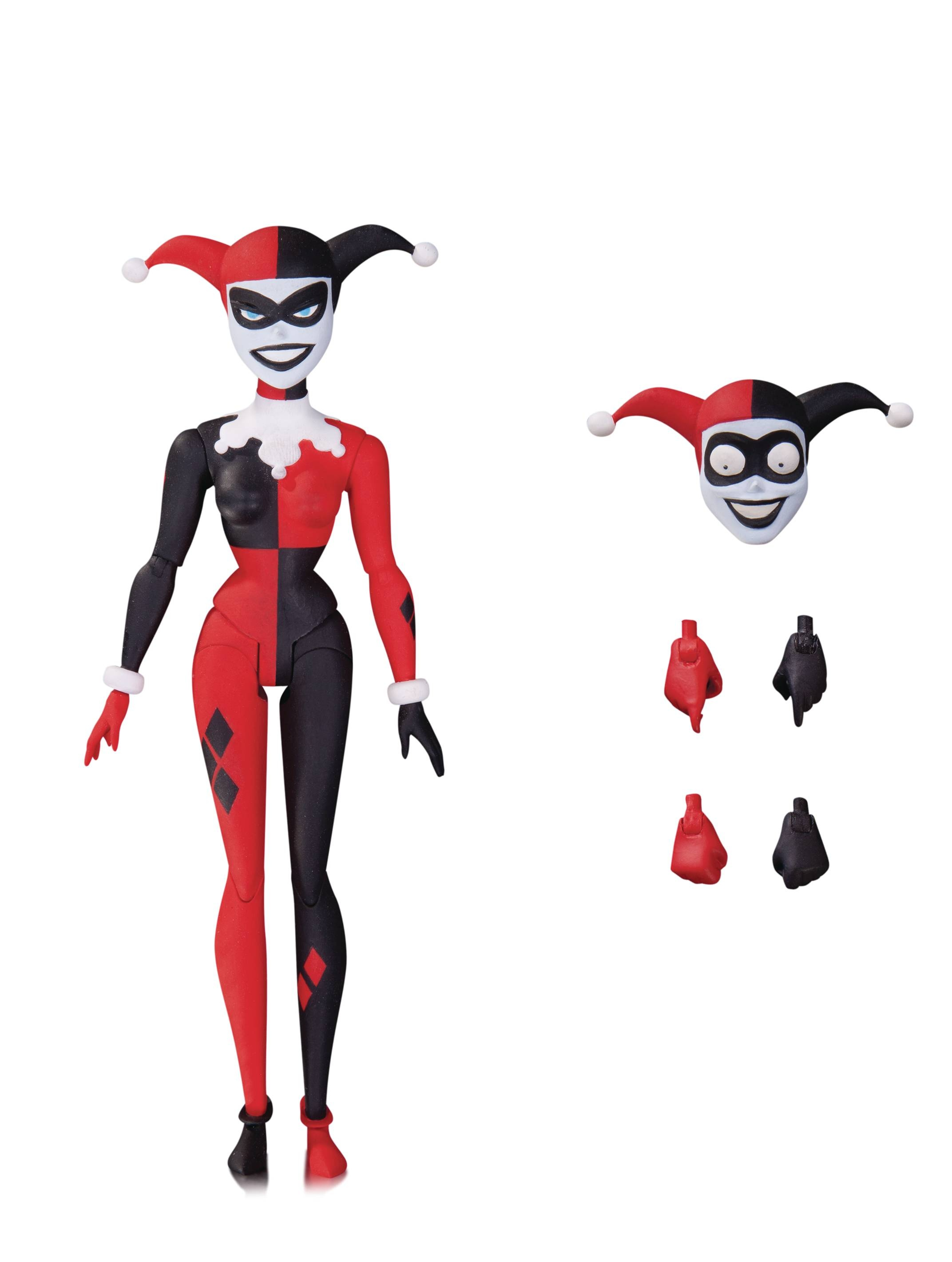 BATMAN ANIMATED SERIES NBA HARLEY QUINN AF