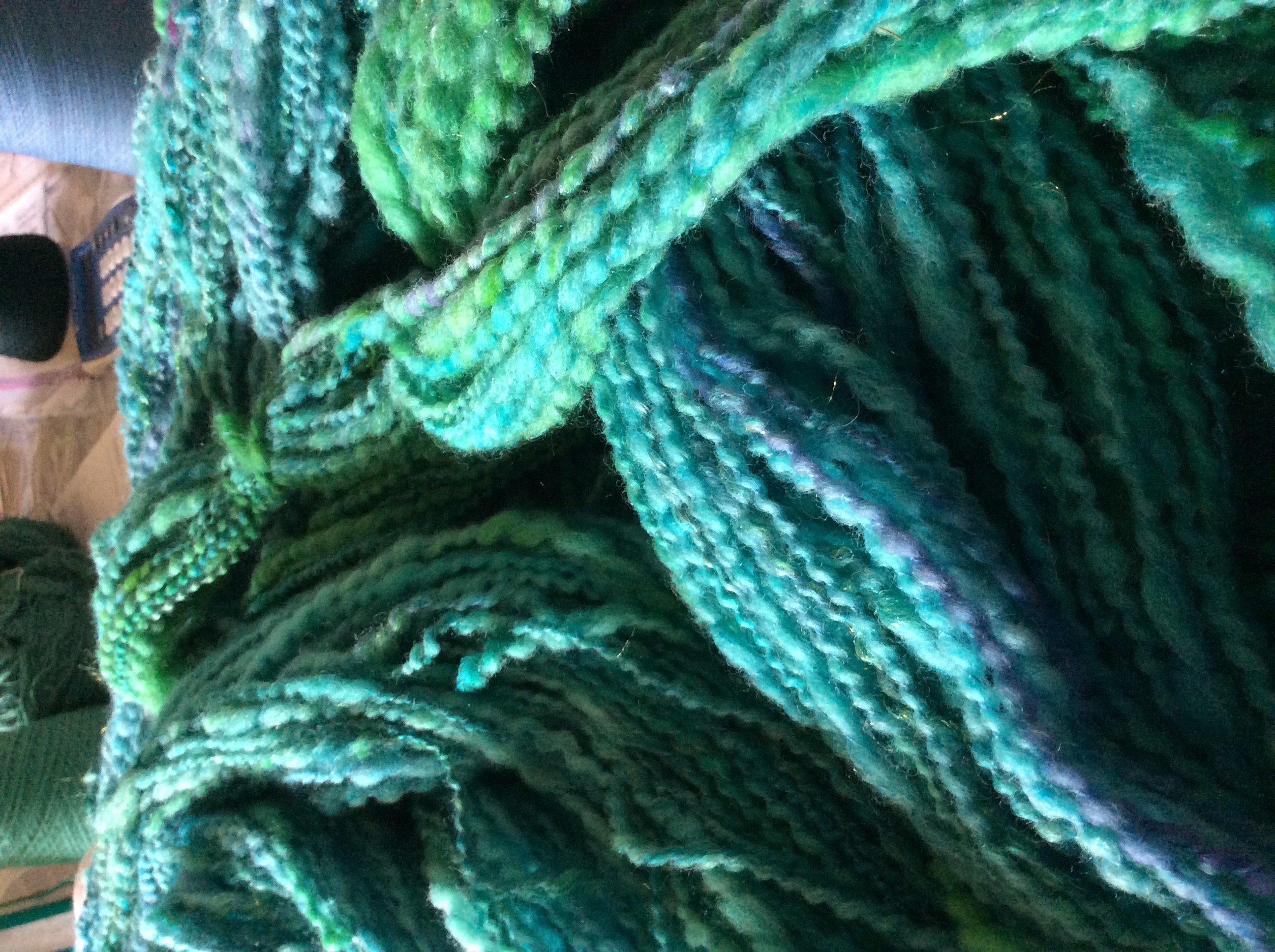 Laura's yarn