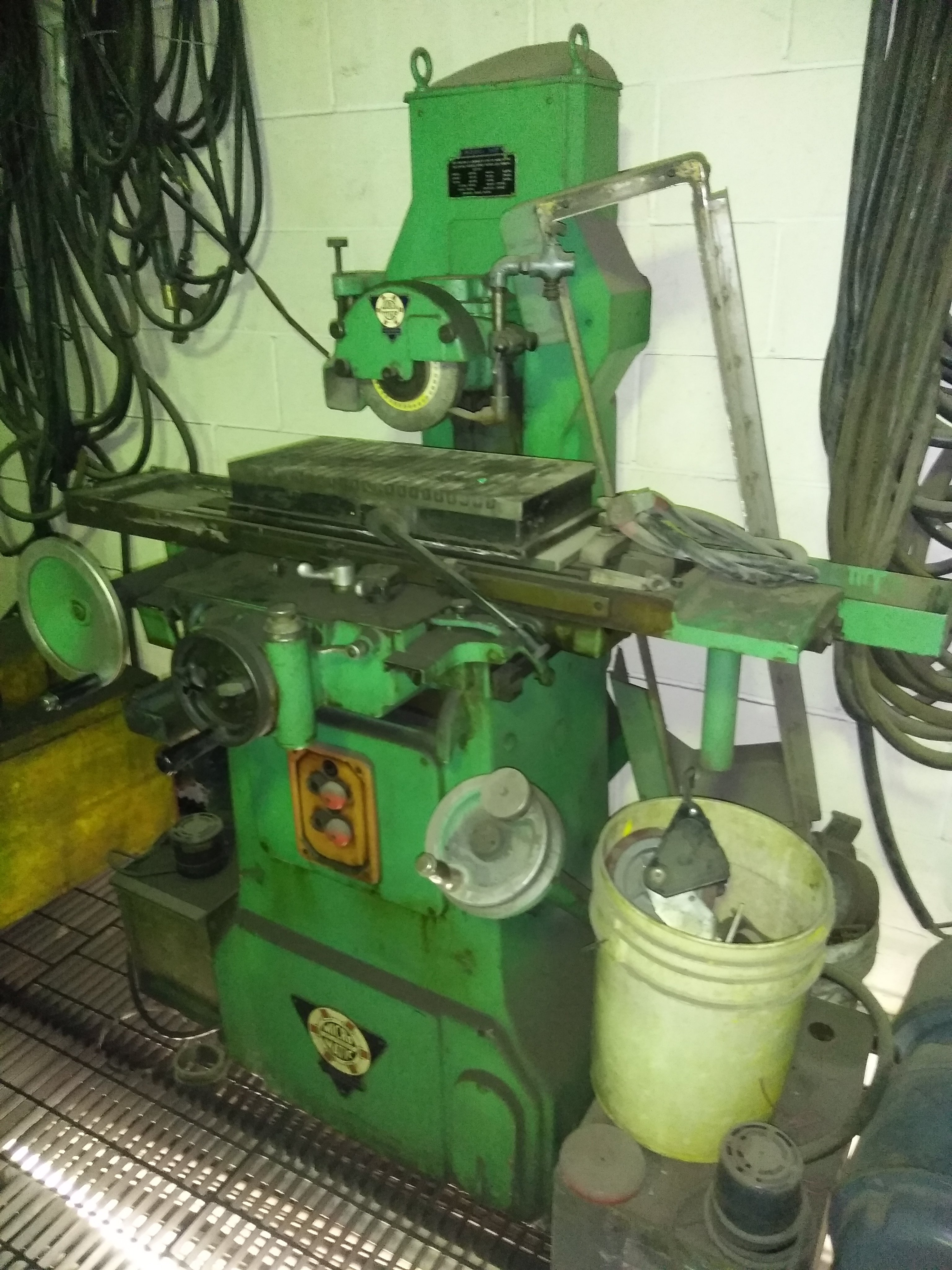 Micromatics - Grinding Machine  Model#: 450 Cost: $4000