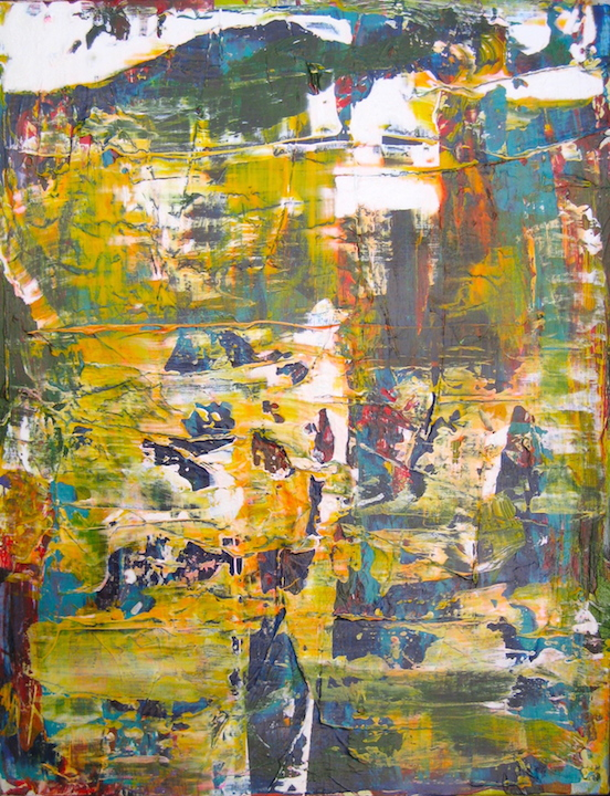 """Ross Bishop """"This Landscape""""  2021 A/C  36""""x30"""" Available at LaParete Gallery - Toronto"""