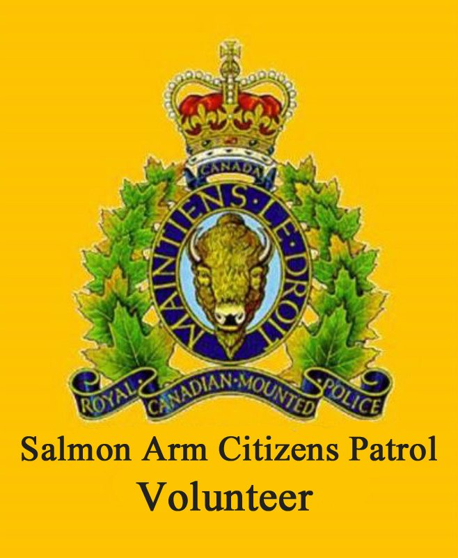 SALMON ARM CITIZENS PATROL