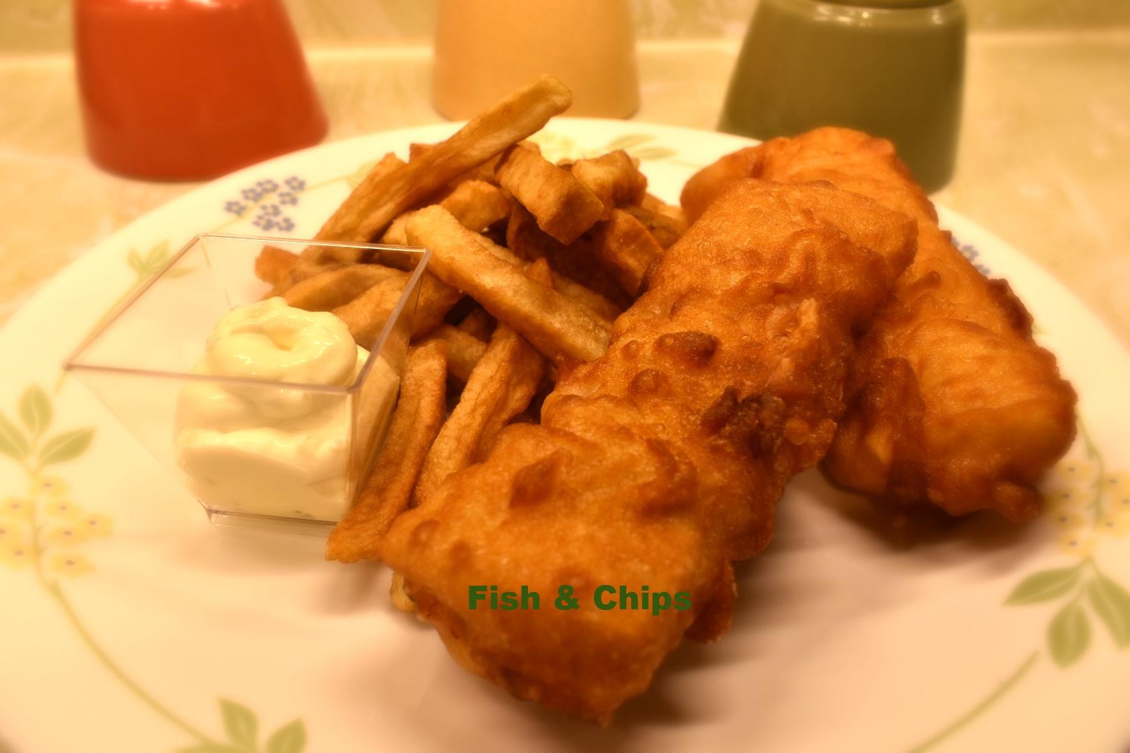 Fish & Chps