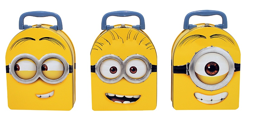 Despicable Me Arch Tin Carry All